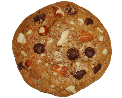 Chocolate Chip w/ Almonds