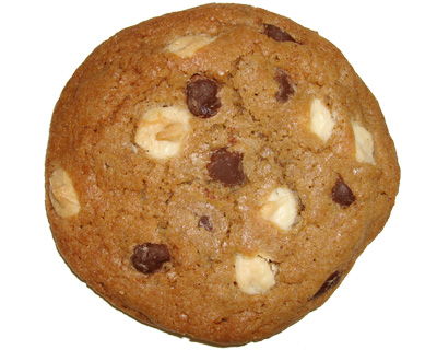 Chocolate Chip w/ White Chocolate Chips - Click Image to Close