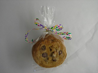 4 Cookie Party Favor Bag