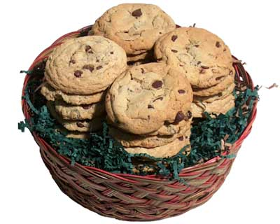 2 Dozen Cookie Gift Basket